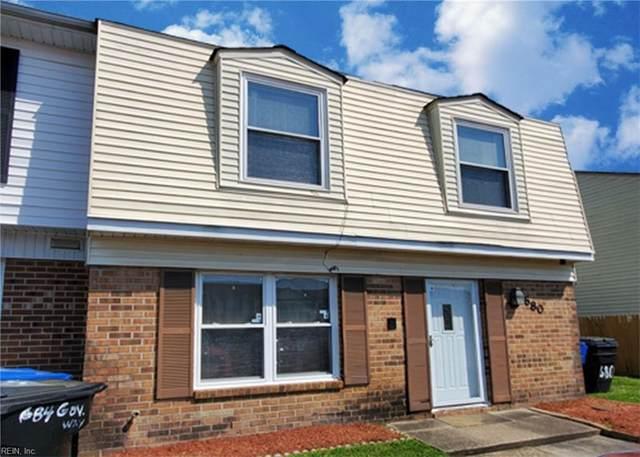 680 Governors Way, Virginia Beach, VA 23452 (#10371090) :: Berkshire Hathaway HomeServices Towne Realty