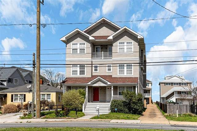 868 W Ocean View Ave B, Norfolk, VA 23503 (#10371095) :: Team L'Hoste Real Estate