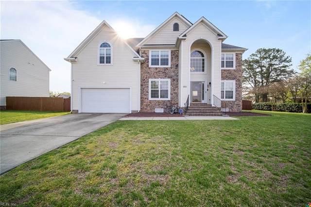 501 Telfyan Dr, Chesapeake, VA 23320 (#10371098) :: Momentum Real Estate
