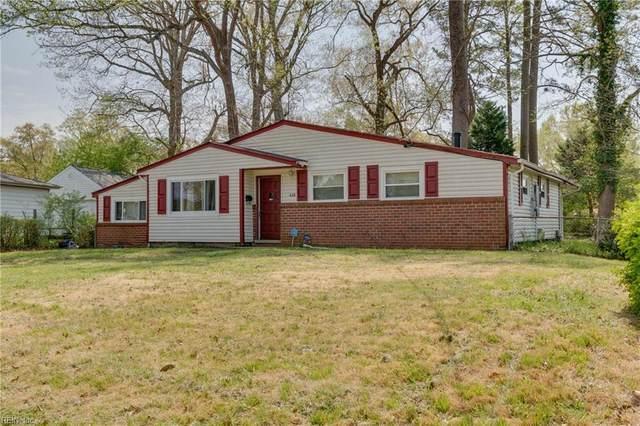 428 Rainey Ct, Virginia Beach, VA 23452 (#10371114) :: Berkshire Hathaway HomeServices Towne Realty
