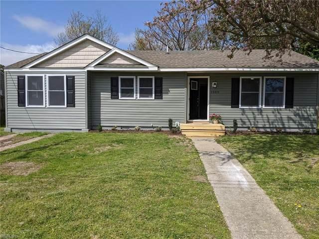 1509 Hackensack Rd, Virginia Beach, VA 23455 (#10371115) :: Berkshire Hathaway HomeServices Towne Realty