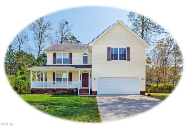 5927 Montpelier Dr, James City County, VA 23188 (#10371128) :: The Bell Tower Real Estate Team