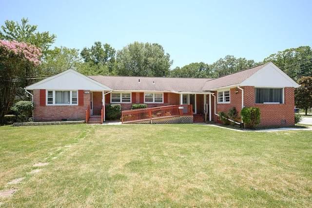 546 Denbigh Blvd, Newport News, VA 23608 (#10371144) :: Atlantic Sotheby's International Realty
