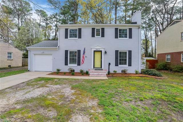85 Huxley Pl, Newport News, VA 23606 (#10371208) :: The Bell Tower Real Estate Team
