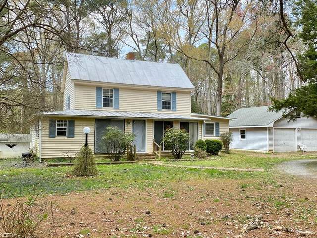 96 Gum Thicket Rd, Mathews County, VA 23066 (#10371243) :: Atlantic Sotheby's International Realty