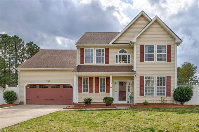 219 Tracy Dr, Suffolk, VA 23434 (#10371259) :: Abbitt Realty Co.
