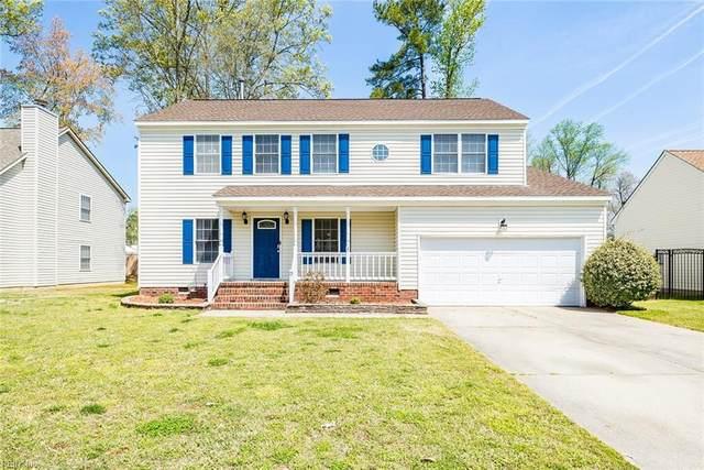 13 Thoroughbred Dr, Hampton, VA 23669 (#10371279) :: Encompass Real Estate Solutions
