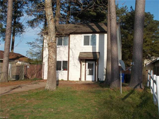 3867 East Peachtree Ln, Portsmouth, VA 23703 (#10371281) :: Atkinson Realty