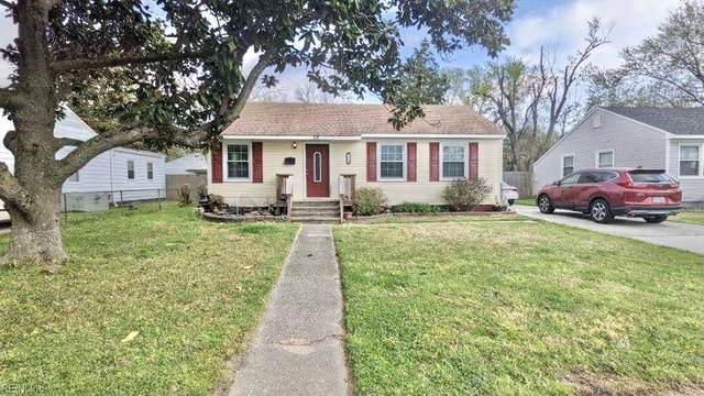 58 Salem St, Hampton, VA 23669 (#10371287) :: Berkshire Hathaway HomeServices Towne Realty