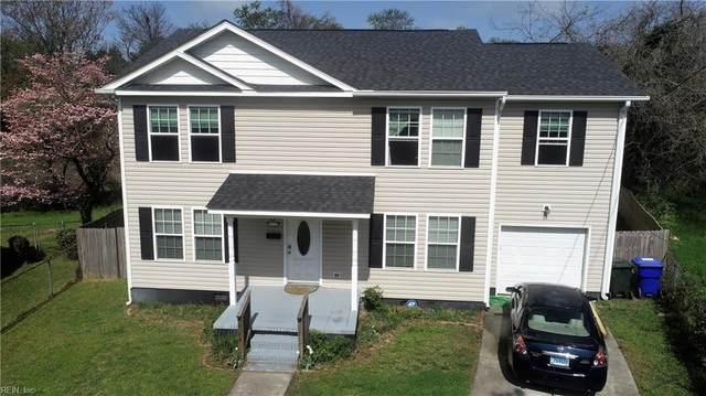 6455 Horton Cir, Norfolk, VA 23513 (MLS #10371343) :: AtCoastal Realty