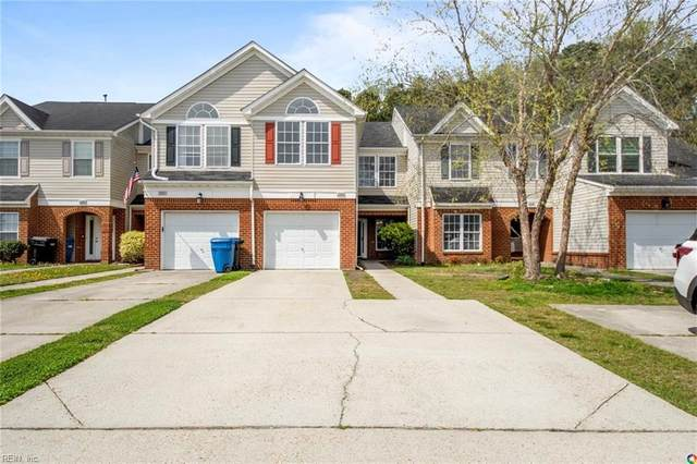 2640 Hartley St, Virginia Beach, VA 23456 (#10371352) :: Verian Realty