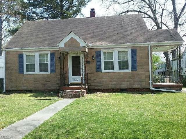 3316 Dunkirk Ave, Norfolk, VA 23509 (#10371358) :: RE/MAX Central Realty