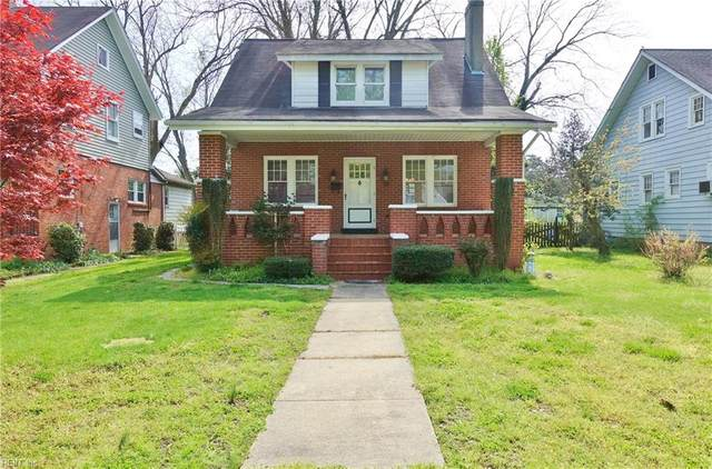 69 Apple Ave, Hampton, VA 23661 (#10371363) :: Berkshire Hathaway HomeServices Towne Realty