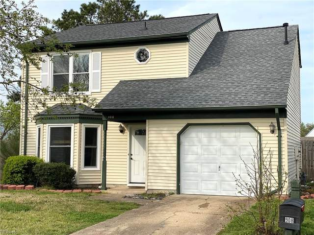 908 Chimo Ct, Virginia Beach, VA 23454 (#10371375) :: Berkshire Hathaway HomeServices Towne Realty