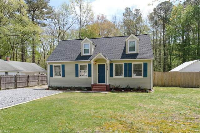 1206 Hornsbyville Rd, York County, VA 23692 (#10371381) :: The Bell Tower Real Estate Team
