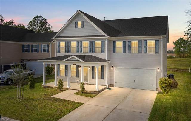 115 Bowman Dr, Suffolk, VA 23434 (MLS #10371382) :: AtCoastal Realty