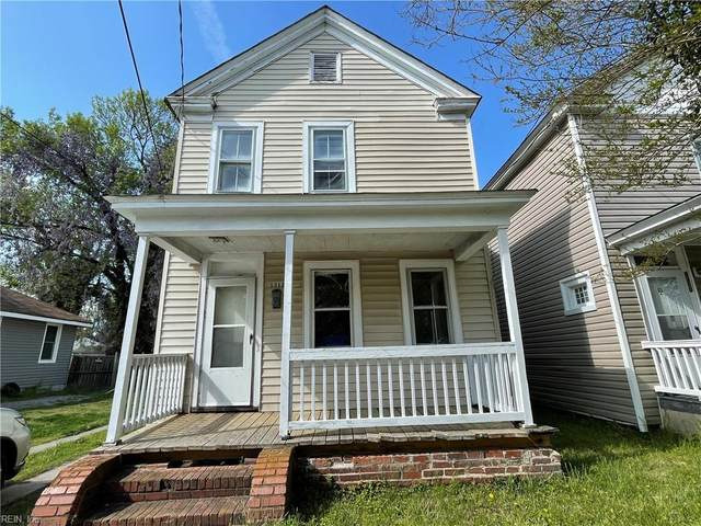 1312 W 39th St, Norfolk, VA 23508 (#10371391) :: The Bell Tower Real Estate Team
