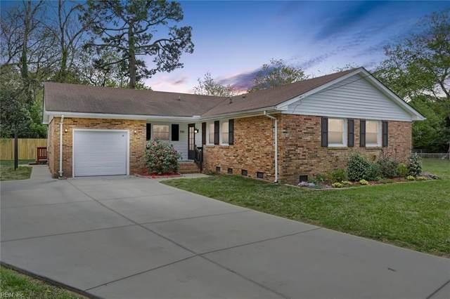701 Kings Grant Ct, Virginia Beach, VA 23452 (#10371397) :: Berkshire Hathaway HomeServices Towne Realty