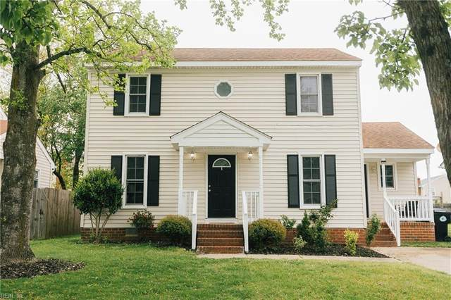 1124 Hubbell Dr, Virginia Beach, VA 23454 (#10371408) :: Team L'Hoste Real Estate