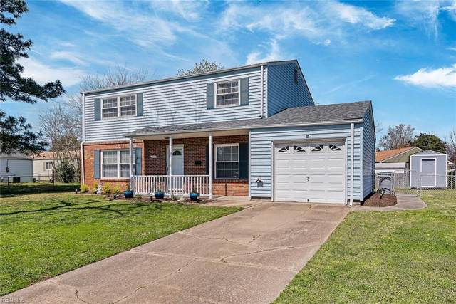 113 Greenwell Dr, Hampton, VA 23666 (#10371410) :: RE/MAX Central Realty