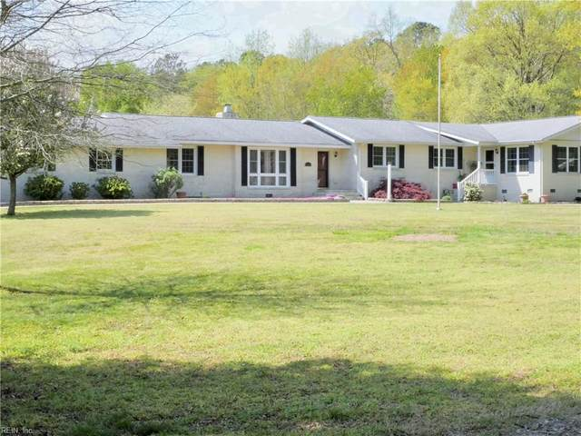 17170 Days Point Rd, Isle of Wight County, VA 23430 (#10371412) :: Abbitt Realty Co.