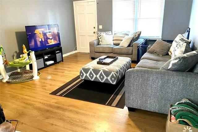 1221 Roosevelt Blvd, Portsmouth, VA 23701 (#10371422) :: The Kris Weaver Real Estate Team