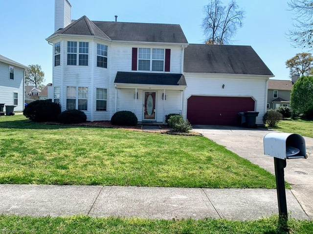 11 Fulcher Ct, Hampton, VA 23666 (#10371423) :: Berkshire Hathaway HomeServices Towne Realty