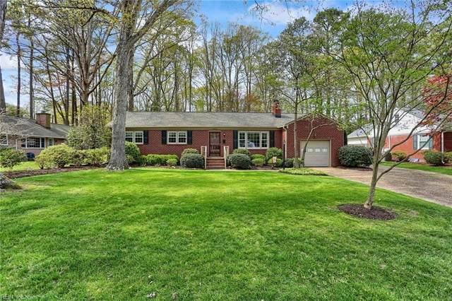 303 Mistletoe Dr, Newport News, VA 23606 (#10371441) :: Rocket Real Estate