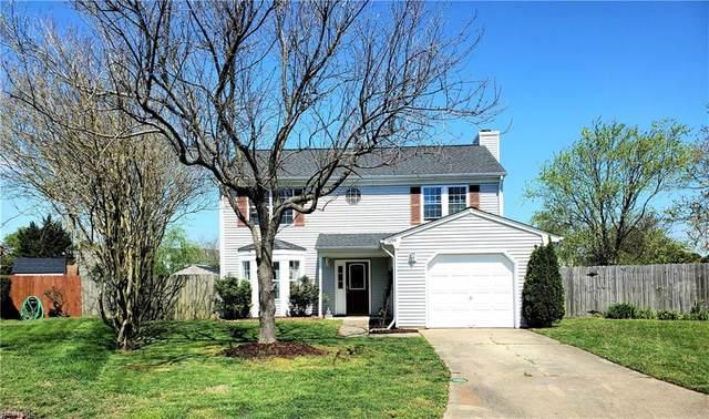 1096 Gershwin Ct, Virginia Beach, VA 23454 (#10371442) :: Berkshire Hathaway HomeServices Towne Realty
