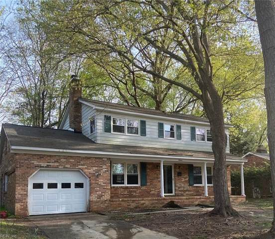 16 Edney Dr, Newport News, VA 23602 (#10371444) :: Verian Realty