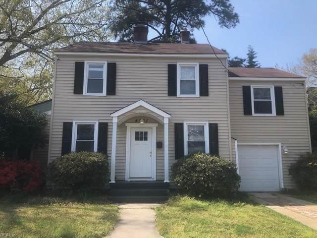 4001 Columbus Ave, Norfolk, VA 23504 (#10371460) :: Atlantic Sotheby's International Realty