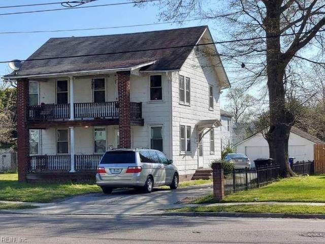 2017 Elm Ave, Portsmouth, VA 23704 (#10371467) :: Atkinson Realty