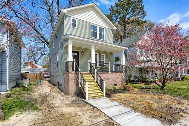 703 E Pembroke Ave, Hampton, VA 23669 (#10371468) :: Atlantic Sotheby's International Realty