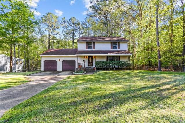 145 Linda Dr, Newport News, VA 23608 (#10371488) :: Berkshire Hathaway HomeServices Towne Realty
