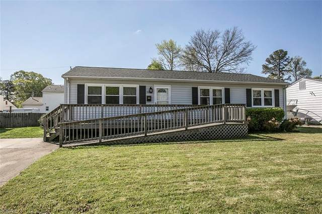 500 Berkshire Ter, Hampton, VA 23666 (#10371498) :: RE/MAX Central Realty