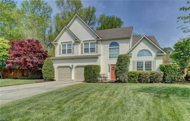 908 Wheatfield Way, Chesapeake, VA 23320 (#10371506) :: The Bell Tower Real Estate Team