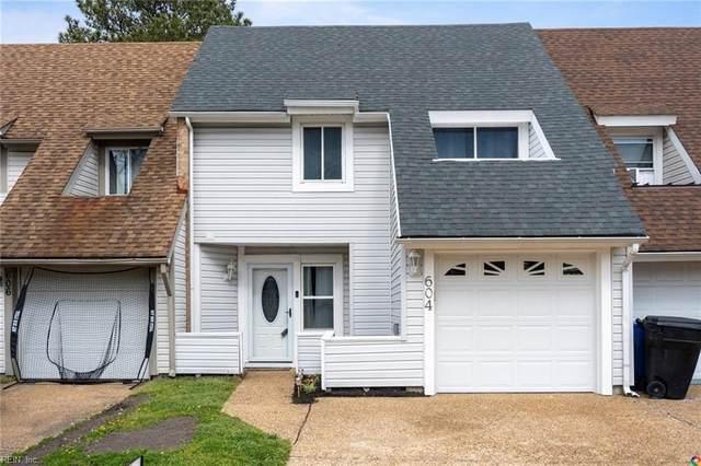 604 Masefield Cir, Virginia Beach, VA 23452 (#10371528) :: Team L'Hoste Real Estate