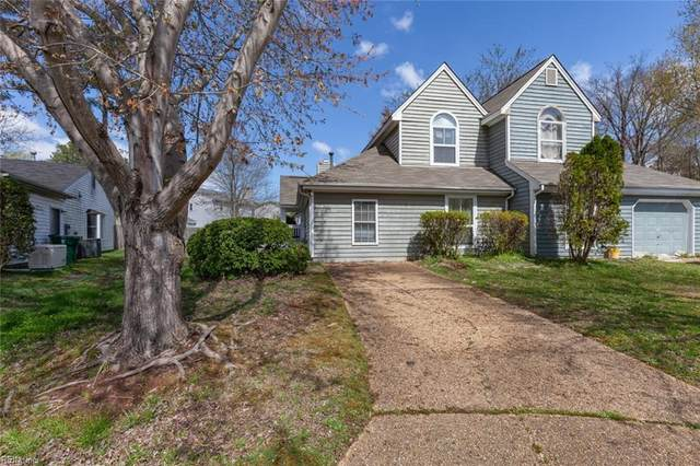 1011 Plum Ct, Newport News, VA 23608 (#10371529) :: Berkshire Hathaway HomeServices Towne Realty