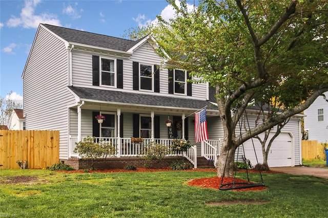 305 Franconia Dr, Chesapeake, VA 23322 (#10371531) :: Abbitt Realty Co.