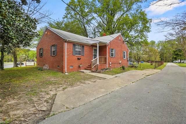 11612 Warwick Blvd, Newport News, VA 23601 (MLS #10371540) :: AtCoastal Realty