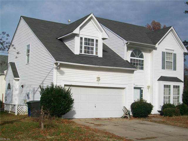 201 Erin Leigh Cir, Newport News, VA 23602 (#10371556) :: Crescas Real Estate