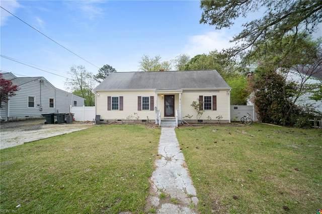111 Cynthia Dr, Hampton, VA 23666 (#10371572) :: Berkshire Hathaway HomeServices Towne Realty