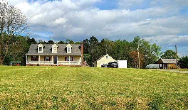 1812 Jenkins Mill Rd, Suffolk, VA 23437 (#10371573) :: The Bell Tower Real Estate Team