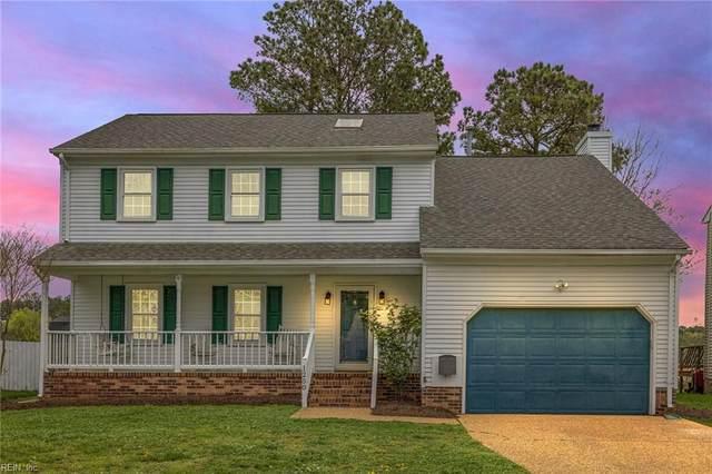 1250 Springwell Pl, Newport News, VA 23608 (#10371600) :: Austin James Realty LLC