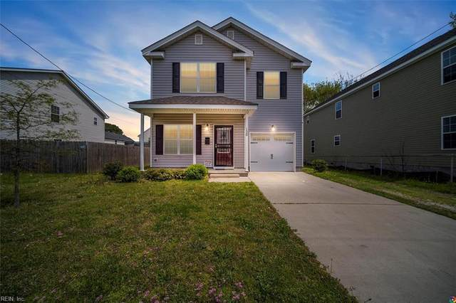 120 Truxton Ave, Portsmouth, VA 23701 (#10371605) :: Momentum Real Estate