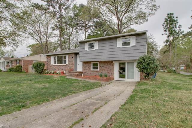 8305 Capeview Ave, Norfolk, VA 23518 (#10371624) :: The Bell Tower Real Estate Team