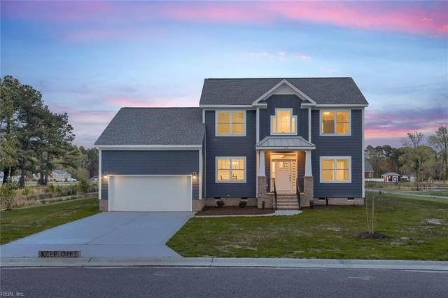 108 Osborn Ln, York County, VA 23696 (#10371644) :: Tom Milan Team