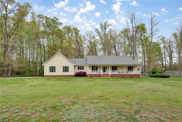 4918 Rail Dr, Henrico County, VA 23150 (#10371649) :: Crescas Real Estate