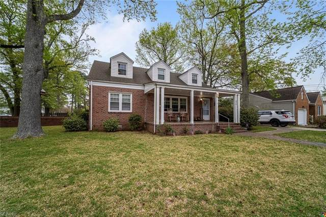 8610 Hammett Ave, Norfolk, VA 23503 (#10371675) :: Berkshire Hathaway HomeServices Towne Realty