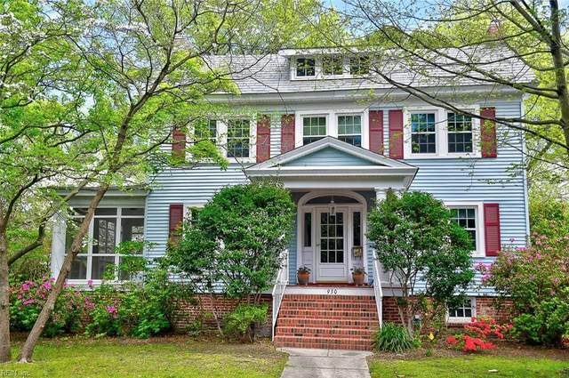 930 Magnolia Ave, Norfolk, VA 23508 (#10371707) :: Rocket Real Estate